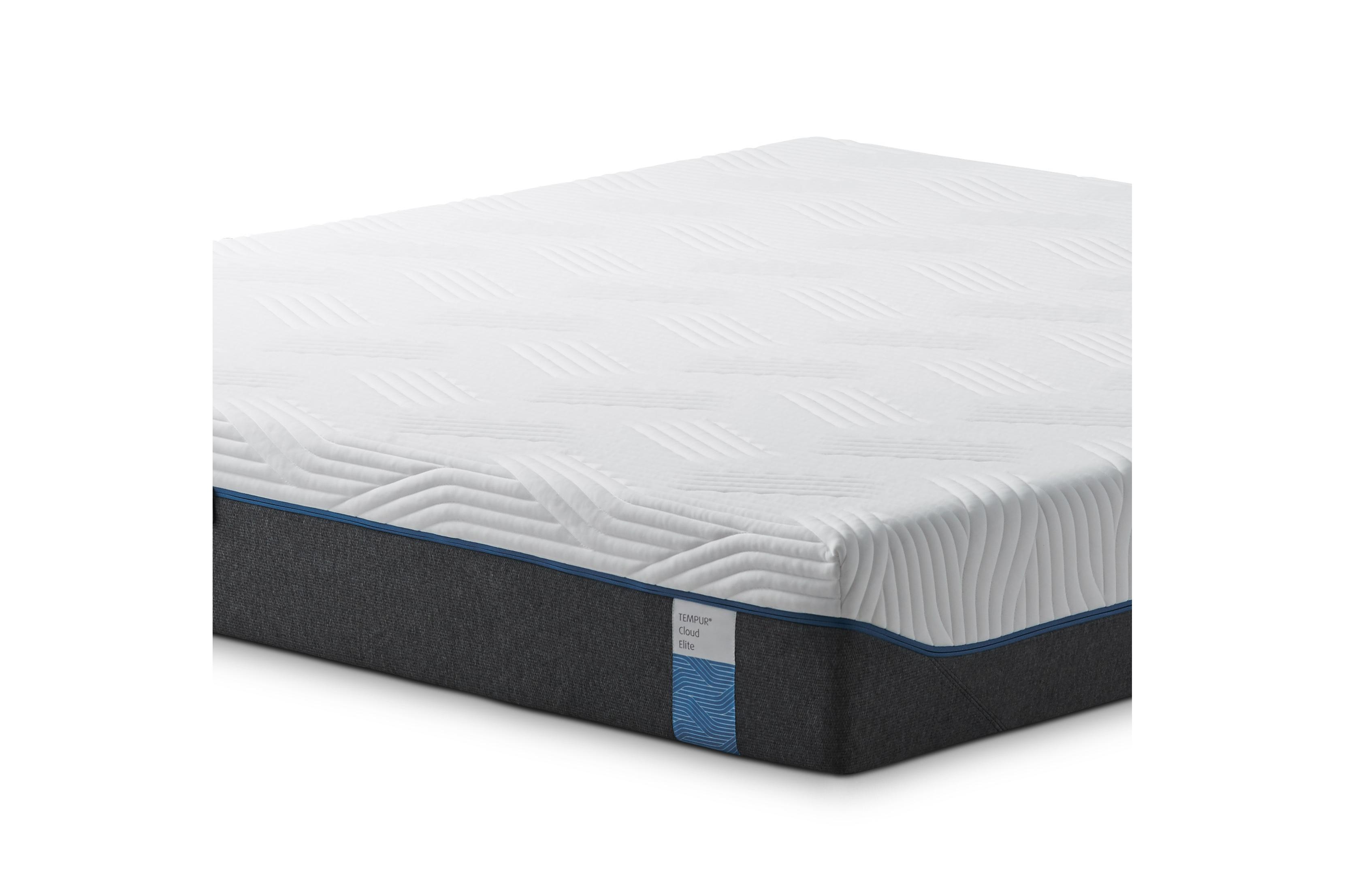 low priced 0a659 dd600 Brands :: Tempur :: Cloud :: Tempur Cloud Elite Mattress ...